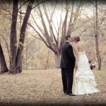 Minnesota fall wedding, Minnehaha wedding